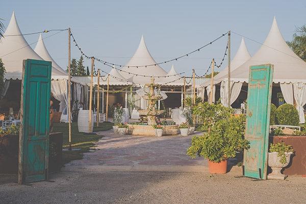 Finca Almodovar, decoracion boda