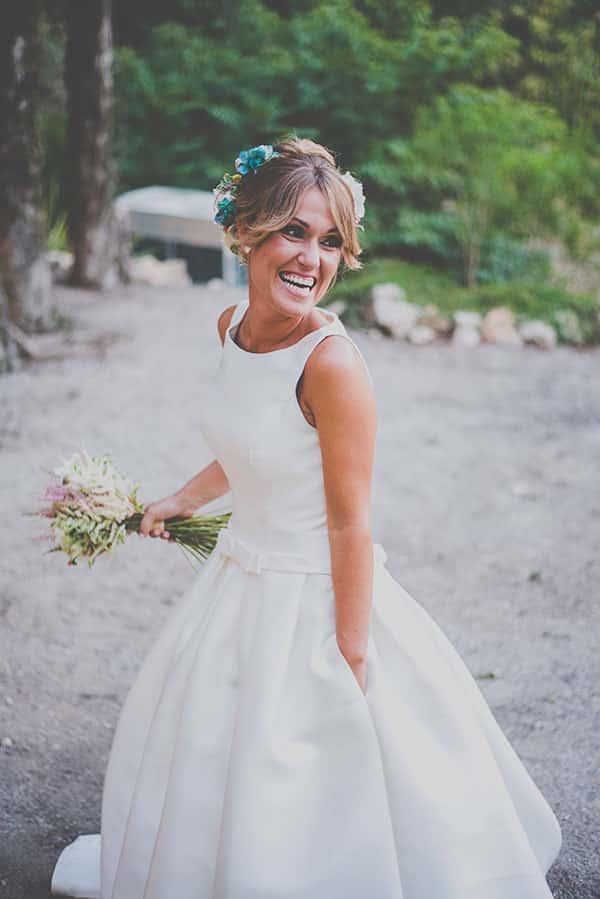 ideas boda, vestido novia, tendencias traje