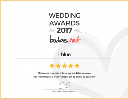 Galardon fotografo de boda, wedding awards 2017