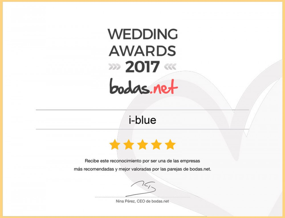 Galardon fotografo de boda, wedding awards 2017