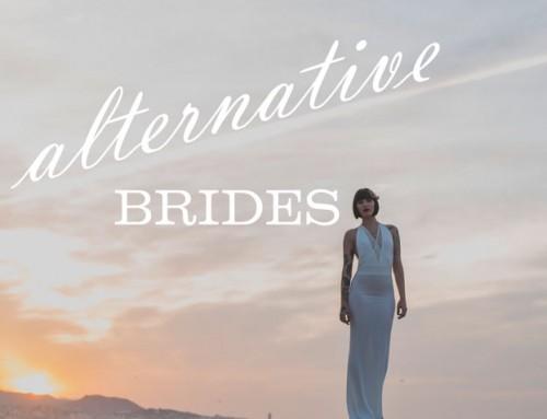 Inspiracion para vestidos de novia originales