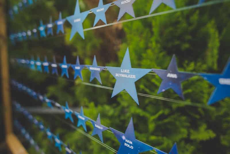 decoracion star wars, finca la tosca malaga
