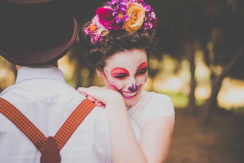 postboda para halloween, fotografia para bodas, reportaje de boda