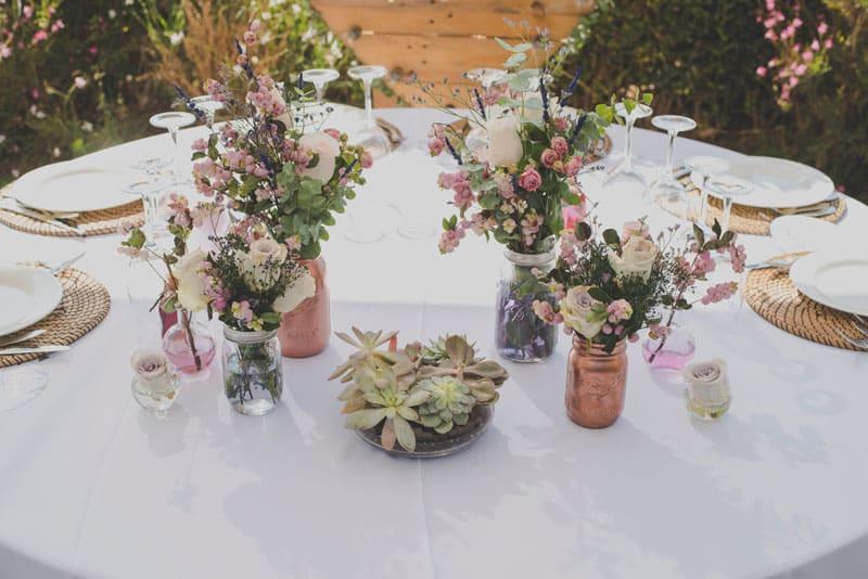 ideas para bodas, decoracion para boda, boda botanica