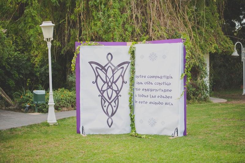 decoracion de bodas originales