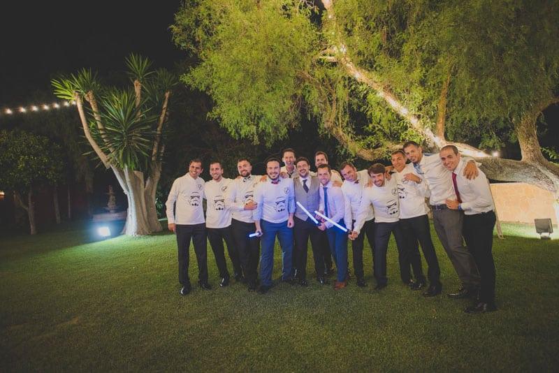 boda original, reportaje boda, fotografo bodas, boda star wars