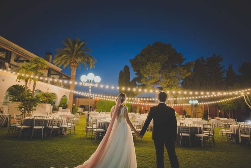 Reportaje de boda original, inspirada en Star Wars