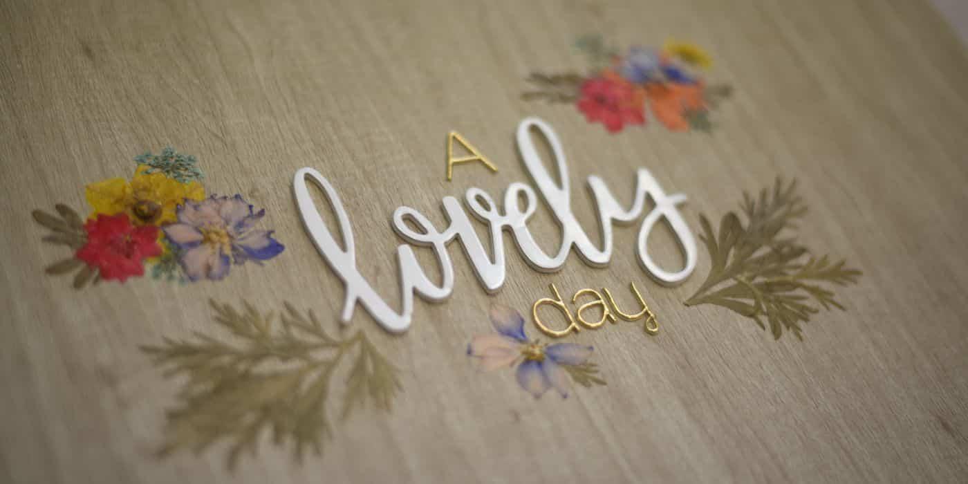 Album de boda personalizado