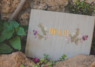 album-personalizado-boda-naturaleza