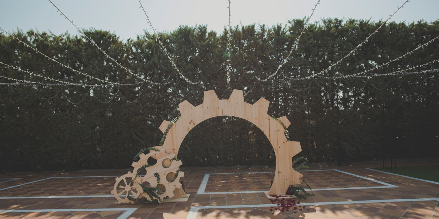 Decoracion ceremonia civil