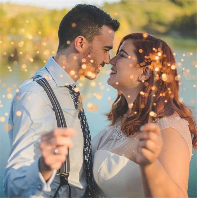 Fotografo de bodas i-blue Malaga, naturalidad y espontaneidad para tu boda