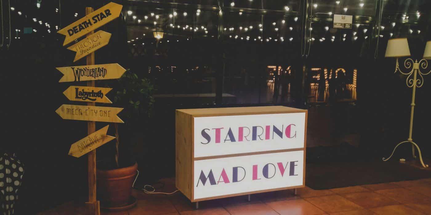 ideas para bodas, carteleria y carteles de bienvenida