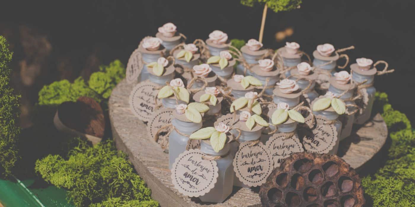 ideas para bodas, etiquetas