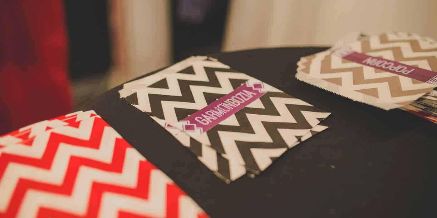 ideas para bodas, packaing, paquetes, bolsas, bolsitas