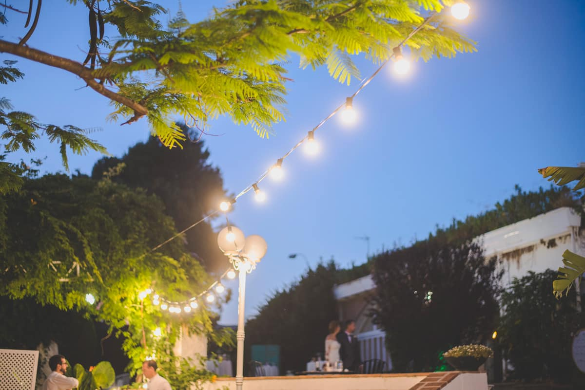 bodas en jardín